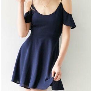 Kimchi Blue Cold Shoulder Dress